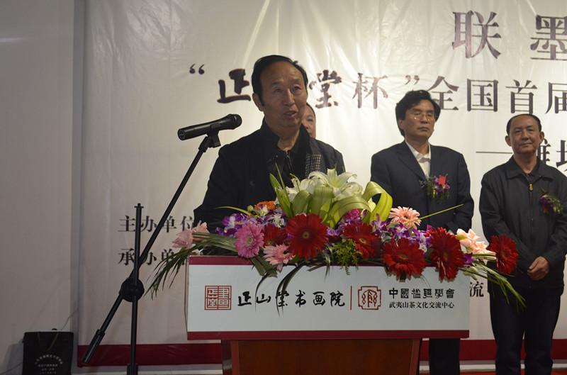 山东省楹联艺术家协会主席高宝庆